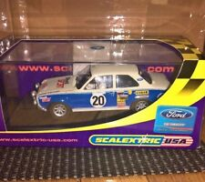 Scalextric ( scalextric-usa.com release ) C2798 Ford Escort RS1600 Mint Boxed