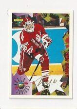 1994 Score Autographed Hockey Card Todd Harvey Team Canada