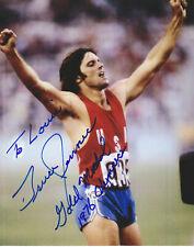 BRUCE CAITLYN JENNER Signed OLYMPICS 8x10 Photo PSA/DNA Guaranty Auto w/Inscrip!