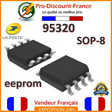 EEPROM 95320 SOP-8 Calculateur Voiture Immo Anti Démarrage BSI UCH Puce Mémoire