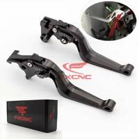 3D Camber Short Brake Clutch Lever For Yamaha YZF R1 R6 R3 R25 MT09 MT07  TMD900