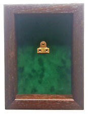 Small Green Medal Display Case For 1 Medal