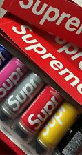 Supreme / Montana Spray Paint Cans Mini Can Multicolour Set of 6 Confirmed Order