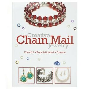 Creative Chain Mail Jewelry Book by Kalmbach Books