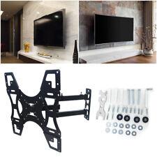 Flexible TV Mount Full Motion TV Wall Mount Bracket Tilt swivel 17 - 37 Inch US