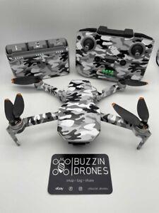 DJI Mini 2 Urban Camo skin, drone wrap, drone skin, camo, Vlos,