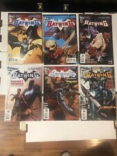 Batwing 1-6 LOT CGC rdy 9.8 condition Batman NEVER READ KEY NEW 52 HUGE AUCTION