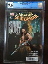 Marvel Comics AMAZING SPIDER-MAN 636 CGC Grade 9.6 (08/10)