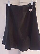 NWT Express Women Black Skirt/ wool, spandex/ size 6