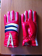 Guanti bambino similpelle - cotone / Kids gloves