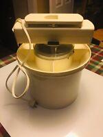 Ice Cream Machine (mfg. By OSROW)