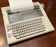 Smith Corona Memory Correct Correcting Cassette Typewriter Model Na1hh