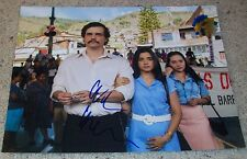 WAGNER MOURA SIGNED AUTOGRAPH NARCOS 11x14 PHOTO B w/EXACT PROOF PABLO ESCOBAR