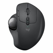 Logitech MX Ergo Plus Wireless Trackball Mouse Graphite 910-005178