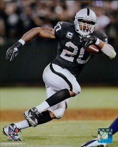 Darren McFadden Oakland Raiders NFL Licensed Unsigned Matte 8x10 Photo C