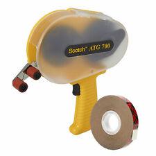"3M Scotch 700 ATG Applicator + 3M Scotch 924 Tape 1/2"" x 36 yd 1 Roll"