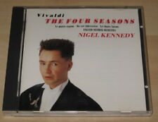 Nigel Kennedy - Vivaldi ... The Four Seasons (Le Quatro Stagioni) (CD 1989)