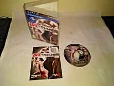 UFC TRAINER - Sony Playstation 3 Game - [ PS3 ] UK / EU PAL Version