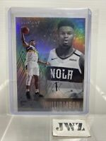 ZION WILLIAMSON - New Orleans Pelicans - Chronicles Panini card - no. 244 - RC 3