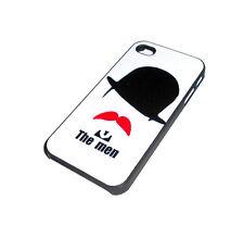 NEW THE MEN RIGID PLASTIC APPLE IPHONE 4 4S SMARTPHONE CASE SUPER FAST SHIPPING