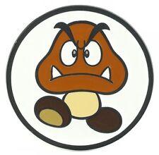Official Nintendo Super Mario GOOMBA Men's Belt Buckle