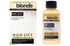DUO Jerome Russell bblonde High Lift Powder Bleach + Crema Perossido 30 V 9%