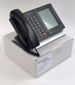 Toshiba IP5631-SDL 20-Button Large LCD Display VoIP Speakerphone - 1 Yr Warranty