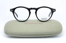 GANT TUPPER BLK Original Brille Eyeglasses Occhiali Gafas Bril Classic Panto