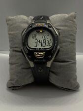 Timex T5E961 Women's Resin Digital Gray Dial Quartz Genuine Wrist Watch ZZ298