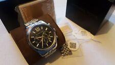 ✅ ex Display Michael Kors Men's Lexington MK8280 Chronograph Watch