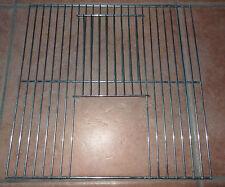CROMO dolo-Griglia per mostre gabbia con porta in acciaio zincato metallo 30x30