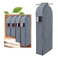 Garment Suit Dress Clothes Coat Wardrobe Hanging Storage Bag Dustproof Protector