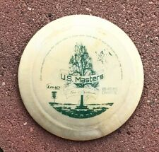 Legacy Discs 2015 U.S. Masters Gold Patriot Distance Driver 175g Gold Sparkle