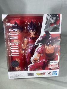 S.H. Figuarts Son Goku Kaiohken Dragon Ball BANDAI
