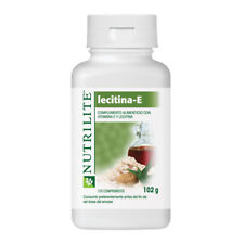 Nutrilite Amway Lecithin E 110 tablets with soy protein