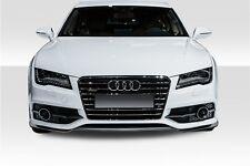 12-15 Audi A7 S Line Duraflex Front Bumper Lip Body Kit!!! 113377