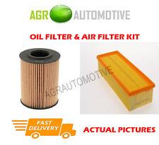 DIESEL SERVICE KIT OIL AIR FILTER FOR VOLKSWAGEN GOLF PLUS 1.6 105 BHP 2009-
