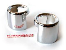 Kawasaki front headlight ears bottom mounting FORK COVERS  z1 z1a h1 kh500 kz900