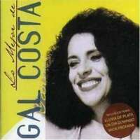 Lo Mejor De Gal Costa - Costa Gal CD Sealed ! New !