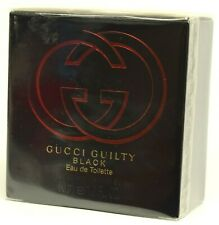 Gucci Guilty BLACK  30ml  Eau De Toilette EDT Spray  NEW & SEALED  Ladies