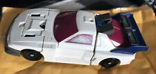 Transformers G1 Powermasters GETAWAY Incomplete 1988 AUTHENTIC No Accessories