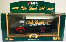 CORGI TOYS 1/50 EDDIE STOBART BEDFORD S BOX VAN DIECAST MODEL 19306