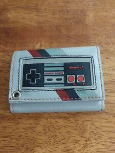 NES Nintendo CONTROLER Wallet 2017
