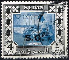Africa Ethnicity Tribal Weaving stamp 1951