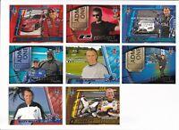 ^2005 Optima GOLD PARALLEL #G8 Dale Earnhardt Jr. BV$20! #041/100! SCARCE!