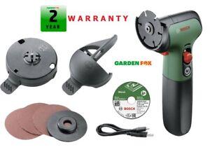 Bosch Cordless CUT & GRIND Mini ANGLE GRINDER 06039D2000 3165140990271