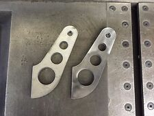 Front Shock Mounts with Holes hot rod rat t-bucket 32 ford short