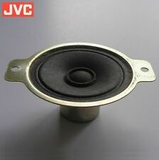 one vintage Jvc Alnico magnet 2� cone tweeter, made in Japan c.1970—perfect cond