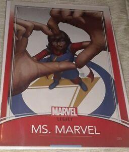MS MARVEL #25 Marvel 2017 | JTC Trading Card Variant KAMALA KHAN 🔥Disney+ Show