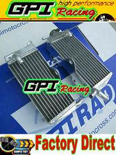 R&L aluminum radiator Honda CR125 CR125R CR 125R 90-1997 1996 1995 1994 1993 92